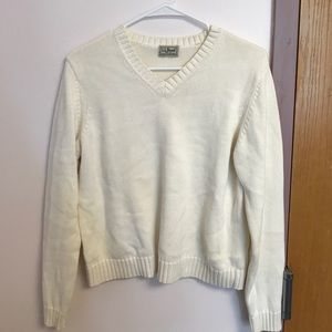 L.L. Bean Classic V-neck Sweater